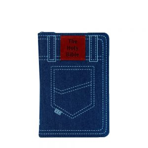 CEV Denim Edition Youth Bible-0