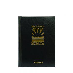 Maayong Balita Biblia (Compact Hardbound Thumb Index)-0